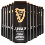 Pack Cerveja Guinness 12 Latas 440ml Importada Irlanda