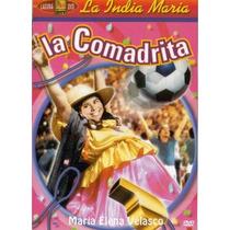 Dvd Combo Triple La India Maria La Comadrita Tonta Tonta Sor