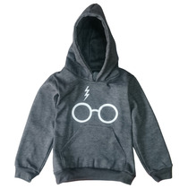 Buzo Con Capota Niños Harry Potter