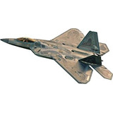 Coleccionable Kit Revell 1/72 F-22 Raptor Modelo Plástico