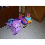 Piñata Del Caballo Minimus De La Princesita Sofia