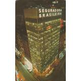 Calendário Bolso 1972 - Companhia Seguradora Brasileira - F1