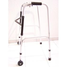 Andadera Ortopedica Económica De Aluminio Con Ruedas Adulto