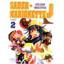 Saber Marionette J Manga Ed. Ivrea Tomos 2 Y 3 C/u