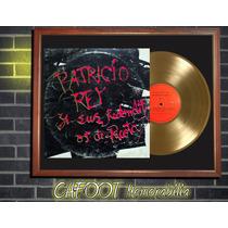Patricio Rey Y Sus Redonditos De Ricota Gulp! Lp Disco Oro