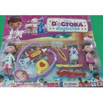 Kit Médico Doutora Brinquedos Bonecas E Acessórios