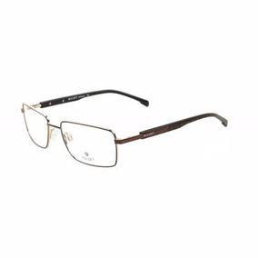 Armação Óculos Grau De Grau Bulget Bg1349 04c Tamanho 55