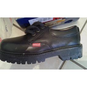 Zapatos Colegiales Marcel, Negros, Nuevo, Sin Uso