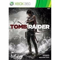 Tomb Raider Xbox 360 - Código De 25 Dígitos