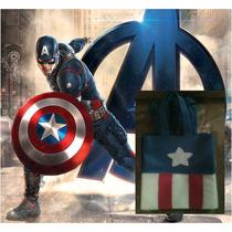 Bolsos - Cotillon Para Eventos Infantiles De Los Avengers