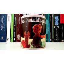 Taza Mágica El Principito - Lo Esencial Es Invisible