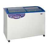 Freezer Inelro Fih-350pi 340 Litros Puertas De Vidrio