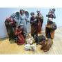Pesebre Sagrada Familia De 11 Piezas Estadounidense De 40 Cm