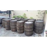 Barril-tonel Usado De Whisky Y Vino