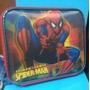 Lonchera Spiderman O Hombre Araña Importada Insulada