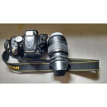 Nikon D5100 C/ Nota Fiscal - Completa + Brindes