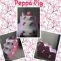 Enfeite De Mesa - Escada Da Peppa Pig