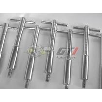 Wing Nut Motor Gm Opala 4cc / 6cc Alumínio Prata