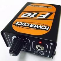 Amplificador Para Fone Power Click F10 Retorno Individual