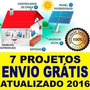 7 Projeto Gerador Eolico Aerogerador Magnetico Imas Neodimio