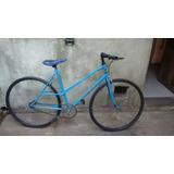 Bicicleta De Mujer Media Carrera