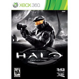 Halo Aniversario Combat Evolved Xbox 360 Fisico Original