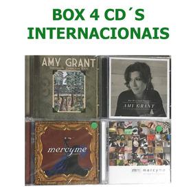 Amy Grant + Mercyme - Box 5 Cd´s - Promoção Imperdível