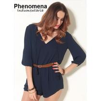 Phenomena Moda Mono/ Enterito Talle 40 Y 42 Varios Colores