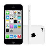 Iphone 5c Branco Usado 8gb Apple Original - Desbloqueado
