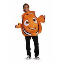 Disfraz De Pez Payaso Nemo Para Adultos Envio Gratis