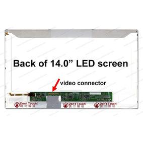 Pantalla Laptop Hd Led 14 40 Pin Lenovo Dell Asus 100% Nueva