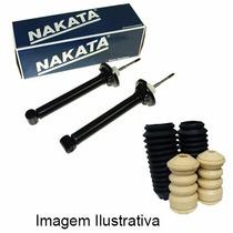 Kit Amortecedor Traseiro Gol Parati G2 G3 G4 Novo Nakata