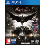 Batman Arkham Knight Juego Ps4 Playstation 4 Oferta