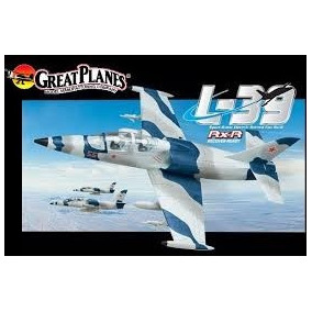 Jato L-39 Albatroz Great Planes Turbina Eletrica Arf Falcon