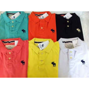 Kit 03 Camisetas Camisas Gola Polo Tomy, Varias Marcas