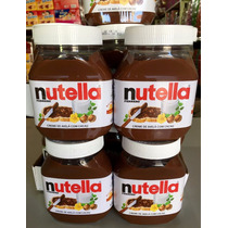 Creme Nutella Pote 650 Gramas - Creme De Avelã - Gigante