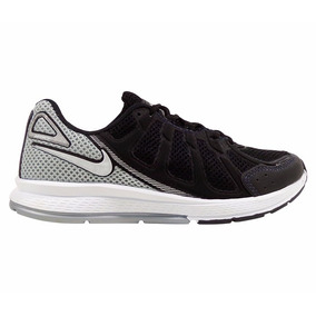 Tênis Nike Flex Air Preto E Prata Frete Grates