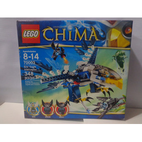 Eris Eagle Interceptor Lego Chima Modelo 70003