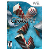 Juego Gravity Nintendo Wii Palermo Z Norte