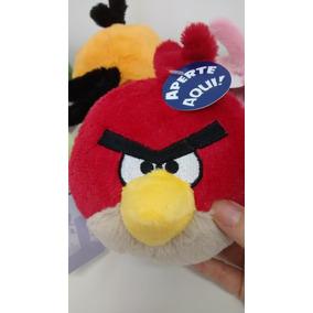 Pelúcias Angry Birds Originais Novas!
