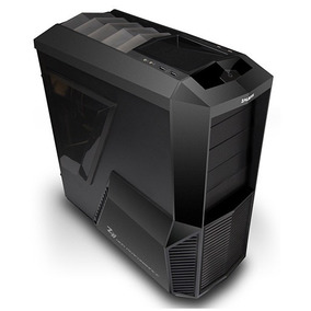 Gabinete Zalman Zm-z11 Gamer Desktop Case C/ Led