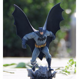 Estátua Batman Dc Universe Online -20cm-novo-pronta Entreaga