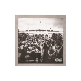 Lp Kendrick Lamar - To Pimp A Butterfly (lacrado Importado)