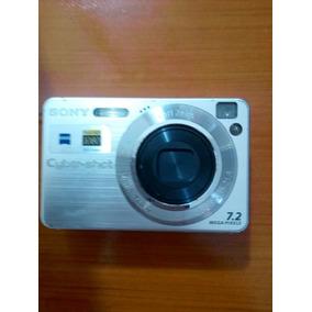Cámara Sony Cyber-shot 7.2 Mega Pixels