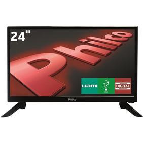 Tv Led 24 Hd Philco Ph24n91d Integrado Som Surround Dnr