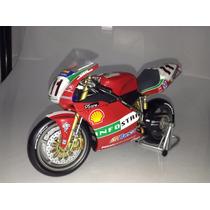 Ducati 996r Ruben Xaus Motogp 2001 Minichamps 1/12