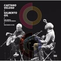 Lp Caetano Veloso & Gilberto Gil - Dois Amigos, Um Século