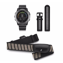 Reloj Garmin Fenix 3 Sapphire Multisport Training Gps/glonas
