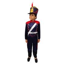 Disfraz De Granadero Candela En Talle 3 Delicias3