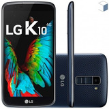 Telefone Celular Lg K10 Tv 4g Tela 5.3 K430tv Sem Juros
